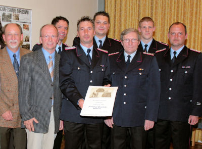 Förderpreisträer 2008 :Die Freiwillige Feuerwehr